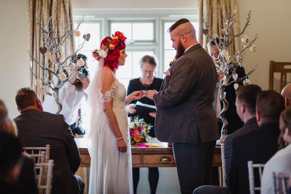Faye and Joe Wedding in Essex